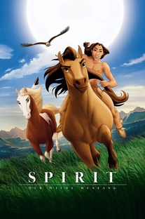 Spirit - O Corcel Indomável - Poster / Capa / Cartaz - Oficial 4