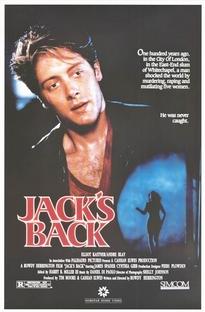 A Volta de Jack, O Estripador - Poster / Capa / Cartaz - Oficial 3
