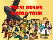 Drama Total, Turnê Mundial - Poster / Capa / Cartaz - Oficial 2