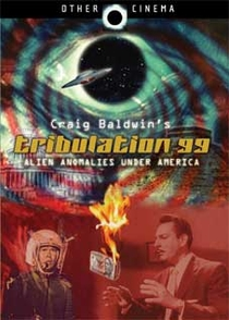 Tribulation 99: Alien Anomalies Under America - Poster / Capa / Cartaz - Oficial 1
