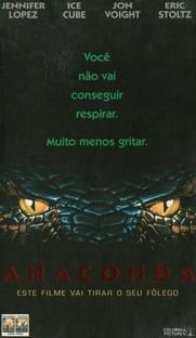 Anaconda - Poster / Capa / Cartaz - Oficial 3