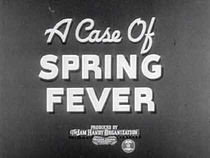 A Case of Spring Fever - Poster / Capa / Cartaz - Oficial 1