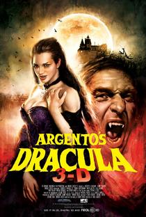 Drácula 3D - Poster / Capa / Cartaz - Oficial 2