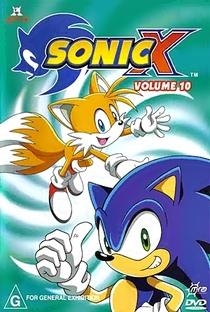 Sonic X (2ª Temporada) - Poster / Capa / Cartaz - Oficial 10