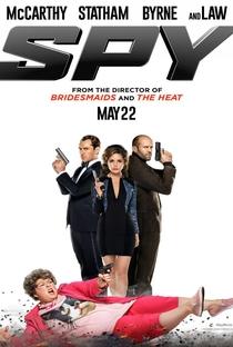 A Espiã Que Sabia de Menos - Poster / Capa / Cartaz - Oficial 3