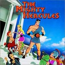 O Poderoso Hércules - Poster / Capa / Cartaz - Oficial 1
