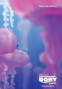 Procurando Dory - Poster / Capa / Cartaz - Oficial 17
