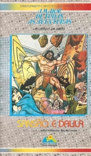A Maior de Todas as Aventuras - Estórias da Bíblia - Sansão e Dalila - Poster / Capa / Cartaz - Oficial 1