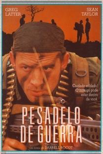 Pesadelo de Guerra - Poster / Capa / Cartaz - Oficial 1