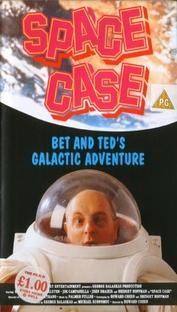 Space Case - Poster / Capa / Cartaz - Oficial 1