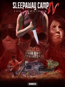 Sleepaway Camp IV - The Survivor - Poster / Capa / Cartaz - Oficial 1