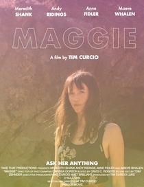 Maggie - Poster / Capa / Cartaz - Oficial 1