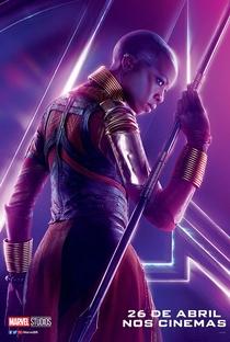 Vingadores: Guerra Infinita - Poster / Capa / Cartaz - Oficial 20