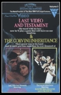 Last Video and Testament (Hammer House of Mystery and Suspense - Last Video and Testament)