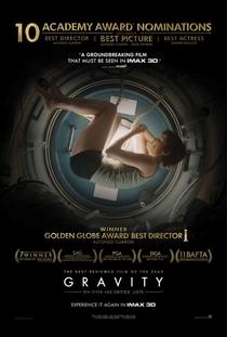Gravidade - Poster / Capa / Cartaz - Oficial 9