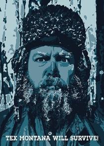Tex Montana Will Survive! - Poster / Capa / Cartaz - Oficial 1