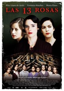 As 13 Rosas - Poster / Capa / Cartaz - Oficial 1