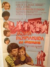 Jacinta Pichimahuida se enamora - Poster / Capa / Cartaz - Oficial 1