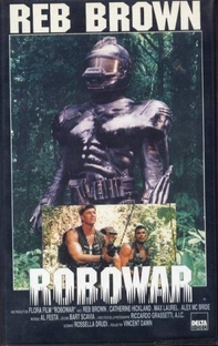 Robowar - A Caminho do Inferno - Poster / Capa / Cartaz - Oficial 3