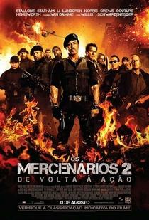 Os Mercenários 2 - Poster / Capa / Cartaz - Oficial 20