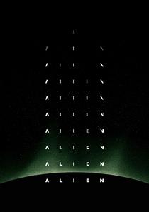 Alien: O Oitavo Passageiro - Poster / Capa / Cartaz - Oficial 1