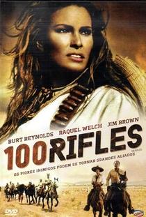 100 rifles - Poster / Capa / Cartaz - Oficial 5