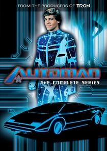 Automan (1ª Temporada) - Poster / Capa / Cartaz - Oficial 3