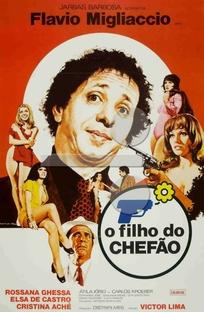 O Filho do Chefão - Poster / Capa / Cartaz - Oficial 1