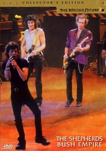 Rolling Stones - Shepherds Bush 1999 - Poster / Capa / Cartaz - Oficial 1