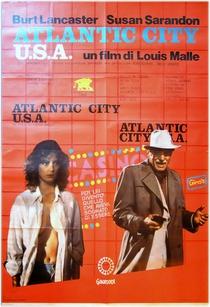 Atlantic City - Poster / Capa / Cartaz - Oficial 6