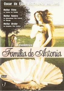 A Excêntrica Família de Antonia - Poster / Capa / Cartaz - Oficial 7