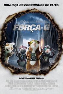 Força G - Poster / Capa / Cartaz - Oficial 14