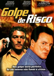 Golpe de Risco - Poster / Capa / Cartaz - Oficial 1