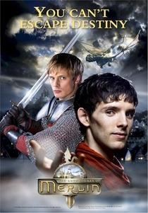 As Aventuras de Merlin (1ª Temporada) - Poster / Capa / Cartaz - Oficial 1