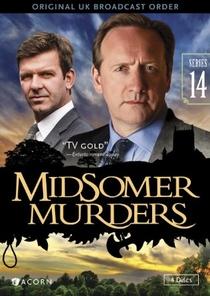 Midsomer Murders (14ª Temporada) - Poster / Capa / Cartaz - Oficial 1