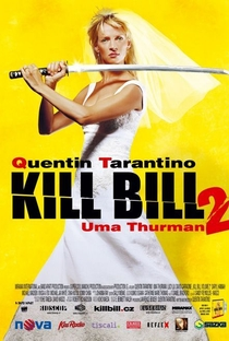 Kill Bill: Volume 2 - Poster / Capa / Cartaz - Oficial 11