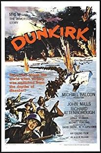 A Retirada de Dunquerque - Poster / Capa / Cartaz - Oficial 2