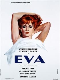 Eva - Poster / Capa / Cartaz - Oficial 1