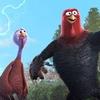 Primeiras imagens do filme de animação 'Free Birds'