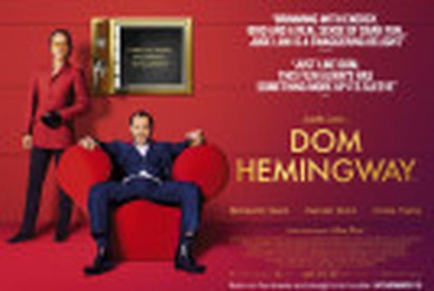 """Emilia Clarke em nova cena de """"Dom Hemingway"""""""
