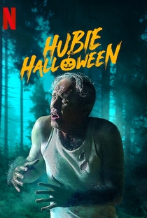 O Halloween do Hubie - Poster / Capa / Cartaz - Oficial 5