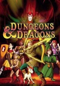 Caverna do Dragão (1ª Temporada) - Poster / Capa / Cartaz - Oficial 2