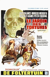 As Torturas do Dr. Diábolo - Poster / Capa / Cartaz - Oficial 2