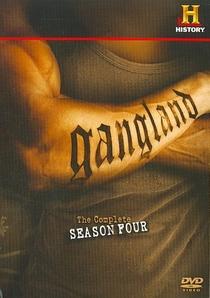 Gangland (4ª Temporada) - Poster / Capa / Cartaz - Oficial 2