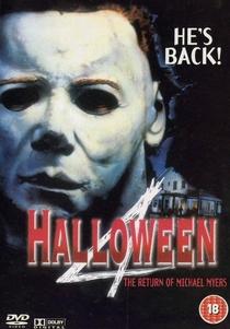 Halloween 4: O Retorno de Michael Myers - Poster / Capa / Cartaz - Oficial 5