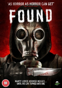 Found. - Poster / Capa / Cartaz - Oficial 2