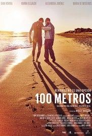 100 metros - Poster / Capa / Cartaz - Oficial 2