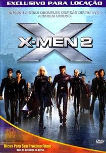 X-Men 2 - Poster / Capa / Cartaz - Oficial 7