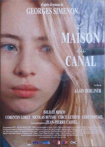 A Casa do Canal - Poster / Capa / Cartaz - Oficial 1