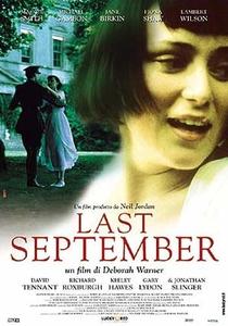 The Last September - Poster / Capa / Cartaz - Oficial 1